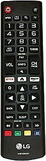 جهاز إل جي AKB75095307 الذكي للتحكم عن بعد LCD، LED تلفزيون ذكي (البطاريات غير مدرجة)