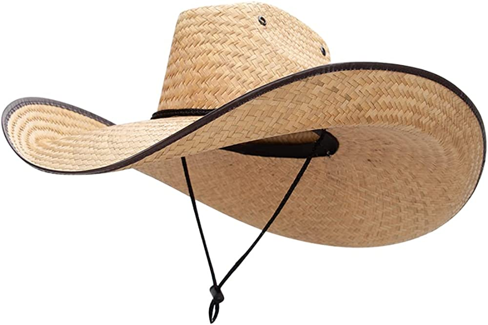 Oakland Mall Oversized Western 7 Brim Inch At the price of surprise Hat