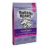 Barking Heads Dry Dog Food for Large Breed Puppies - Puppy Days