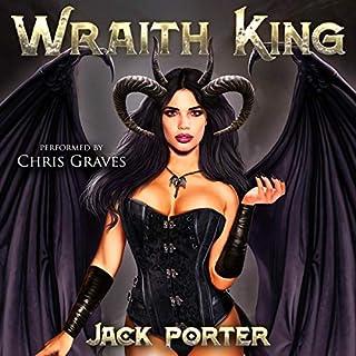 Page de couverture de Wraith King