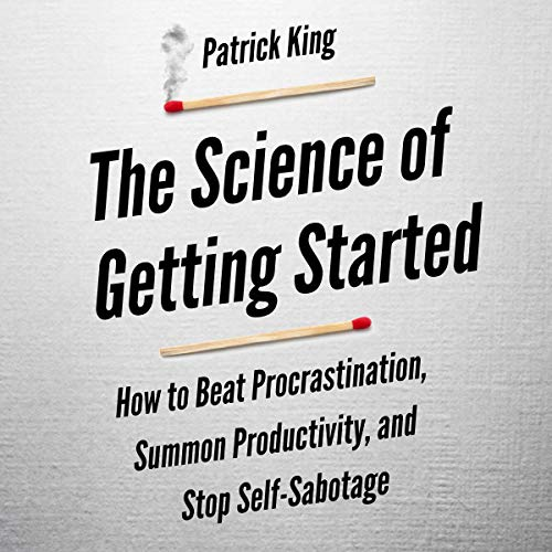 The Science of Getting Started cover art