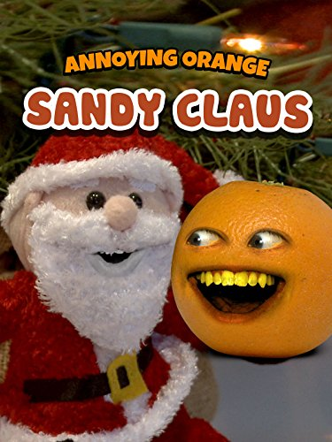 Clip: Annoying Orange - Sandy Claus (Elf On The Shelf Sales Figures 2015)