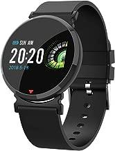 Kariwell E28 Smart Watch - Blood Pressure/Blood Oxygen/Heart Rate Monitor Sports Smart Bracelet Watch or Outdoor Running Football Basketball Badminton Swimming Kari-62