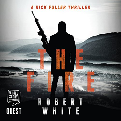 The Fire audiobook cover art