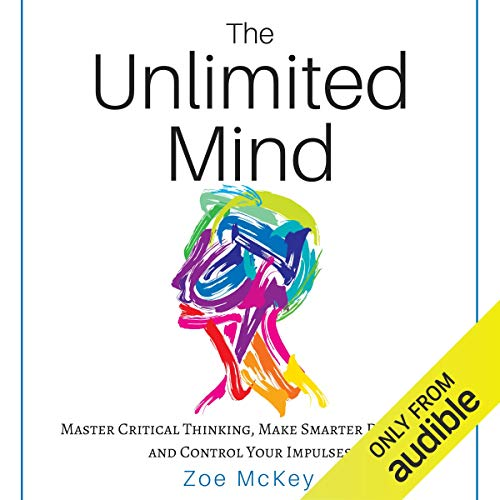 The Unlimited Mind audiobook cover art