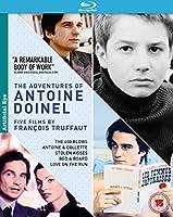 The Adventures Of Antoine Doinel: Five Films By François Truffaut