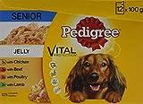 PEDIGREE 720480/1004 Hundefutter für Erwachsene Hunde, in Soße