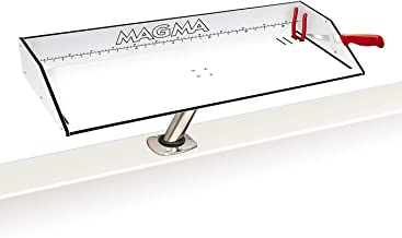 Magma Products Combination Bait/Filet Mate and Levelock Rod Holder Mount