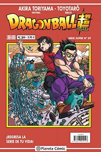Dragon Ball Serie Roja nº 250 (Manga Shonen)