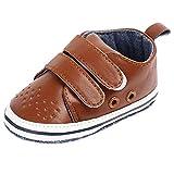 Mitlfuny Niñas Bebe Primeros Pasos Zapatos de Cuero Bebé Primavera...