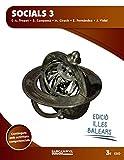 Socials 3r ESO (Illes Balears) (ed. 2015) (Materials Educatius - Eso - Ciències Socials) - 9788448938253 (Arrels)