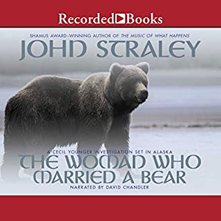 The Woman Who Married a Bear cover art