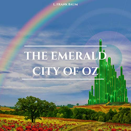 The Emerald City of Oz Titelbild