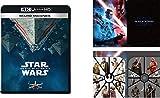【Amazon.co.jp限定】スター・ウォーズ/スカイウォーカーの夜明け 4K UHD MovieNEX(オリジナルWポケットクリアファイル付き) [4K ULTRA HD+3D+ブルーレイ+デジタルコピー+MovieNEXワールド] [Blu-ray]