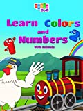Learn Colors and Numbers with Animals by Booga Boo