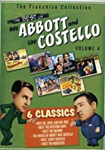 The Best of Abbott & Costello - Volume 4