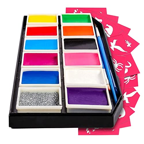 Colorful Art Co. -  Kinderschminke für
