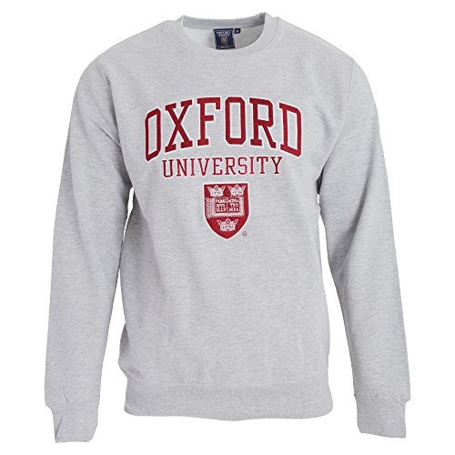 Oxford University Unisex Sweatshirt (M) (Grau)