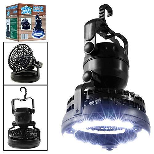 Tragbare Led Camping Laterne 18 Led Taschenlampe Deckenventilator Für Outdoor-Wandern Angeln Notfall Zelt Lampe Hängelampe, Usa
