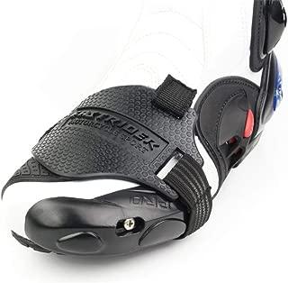 Rainrain27 Madbike Motorcycle Motorbike Shift Pad Shoe Boot Cover Protective Gear