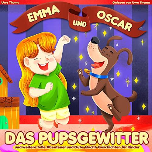 Emma und Oskar - Das Pupsgewitter cover art