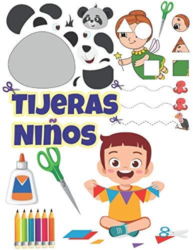 Tijera Niños 2 Años marca