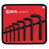 Genius Tools 7PC Triple Square Key Wrench Set - HK-007TS