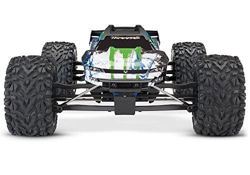 RC Auto kaufen Truggy Bild 4: Traxxas E-Revo Brushless 1:10 RC Modellauto Elektro Truggy Allradantrieb (4WD) RTR 2,4 GHz*