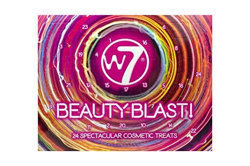 W7 | Advent Calendar | Beauty Blast Advent Calendar