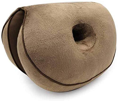Medicom Orthopedic Cushion Dual Comfort Orthopedic Cushion Arosetop Hip Orthop (Brown)