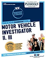 Motor Vehicle Investigator II, III (Career Examination)