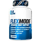 Evlution Nutrition Flex Mode, Advanced All-in-One Joint Support, Mobility and Pain Relief, Glucosamine, Chondroitin, Turmeric, MSM, Boswellia, Hyaluronic Acid (30 Servings)