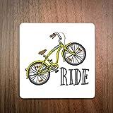Ride Beach Cruiser Bike Coaster