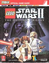 Lego Star Wars II The Original Trilogy Prima Official Game Guide