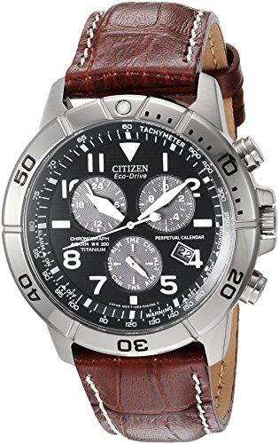 For Sale Citizen Men S Bl5250 02l Titanium Eco Drive Watch