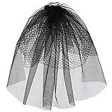 Ayliss Women Mesh Veils Bridal Birdcage Veil...