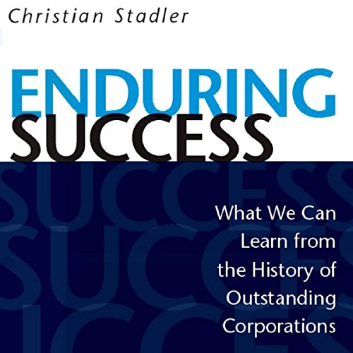 Enduring Success audiobook cover art