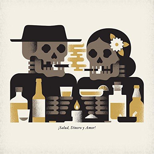 Day of the Dead 2017 Wall Calendar: Sugar Skulls (English and Spanish Edition)
