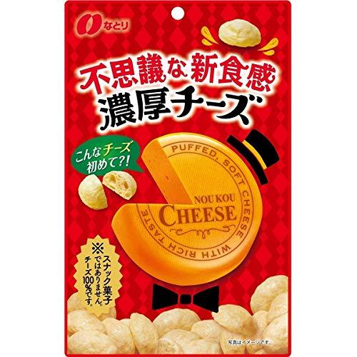 なとり 濃厚チーズ 50g ×5袋