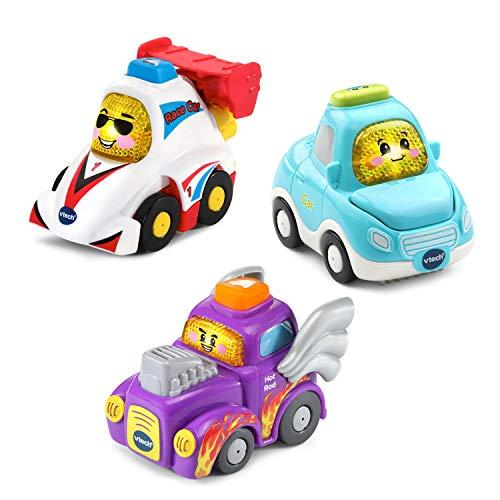 VTech Go! Go! Smart Wheels Racer Vehicle Pack
