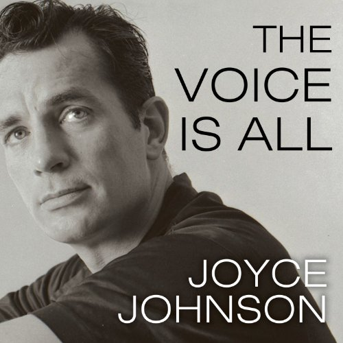 The Voice is All audiobook cover art
