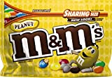 M&M'S Peanut Chocolate Candy Sharing Size 10.7-Ounce Bag