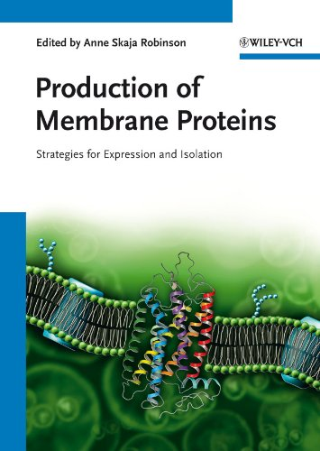 Production of Membrane Proteins: Strategies for Expression and Isolation (English Edition)