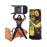 WWE Figura Elite Wrestlemania de acción, luchador Roman Reigns (Mattel FMG40)