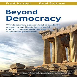 Beyond Democracy audiobook cover art