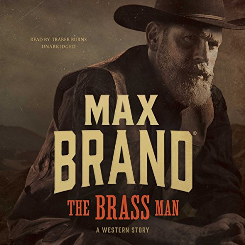 The Brass Man audiobook cover art