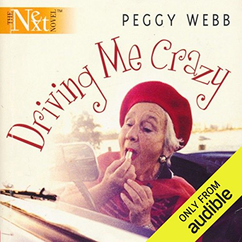Driving Me Crazy audiobook cover art