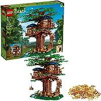 LEGO Ideas 21318 Tree House Building Kit (3036 Pieces)