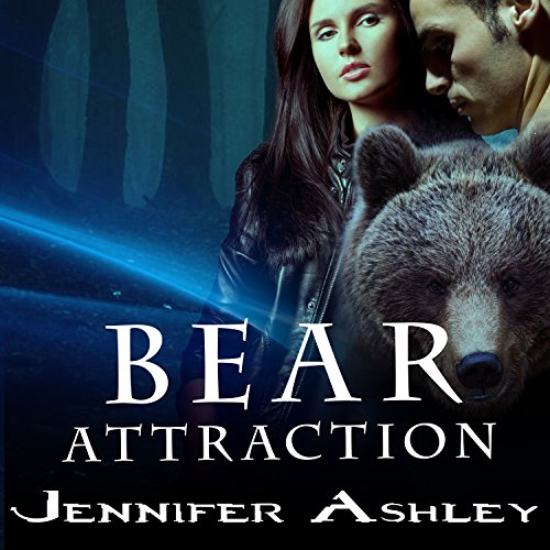 Bear Attraction audiobook cover art
