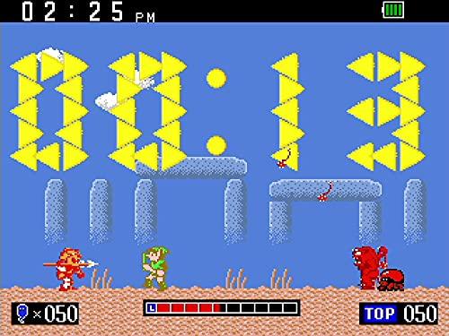 51fJHhU5MuS. SL500  - Nintendo Game & Watch: The Legend of Zelda - Not Machine Specific